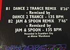 Back Sleeve /w Tracklist B