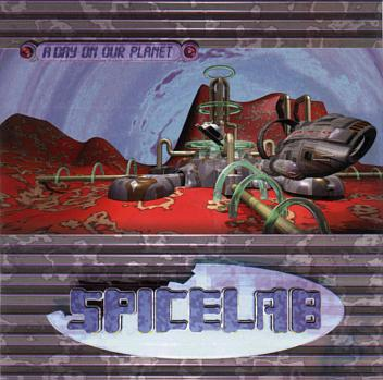 Spicelab - A Day On Our Planet LP