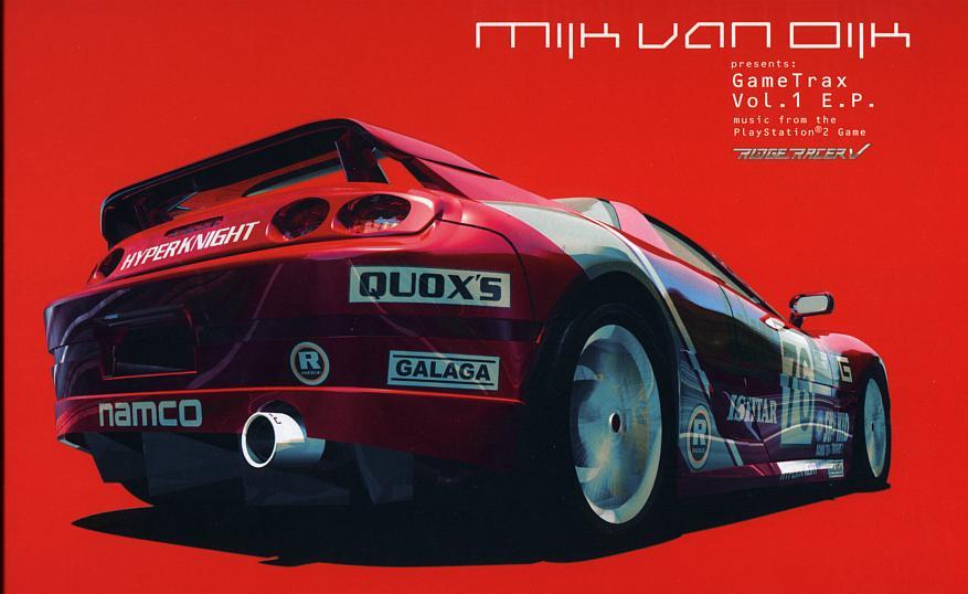 Mijk Van Dijk - GameTrax Vol.1 E.P.