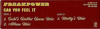 Sleeve Sticker 12BRW 335