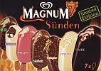 Magnum 7 Sins package sleeve