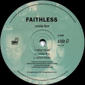 Faithless 8pm
